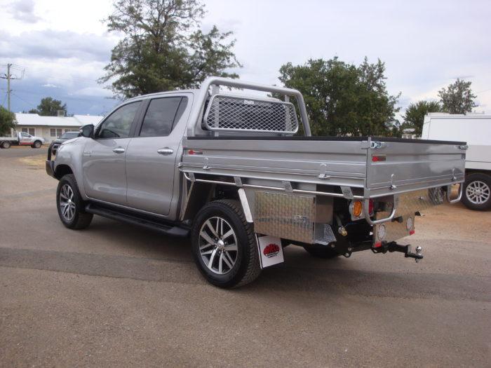 Toyota – Hilux – Dual Cab
