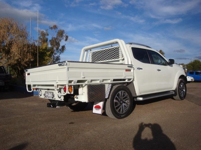 Nissan – Navara – Dual Cab
