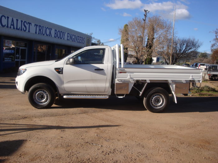 Ford – Ranger – Single Cab