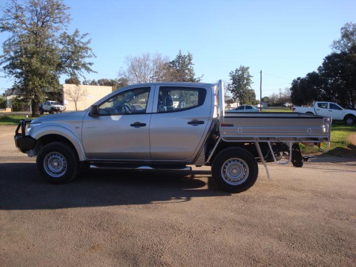 Mitsubishi – Triton – Dual Cab