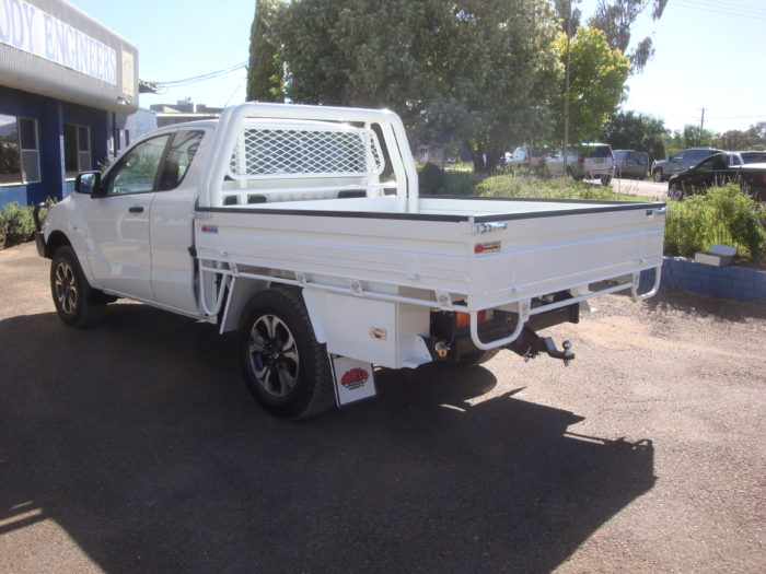 Mazda – BT 50 – Space Cab