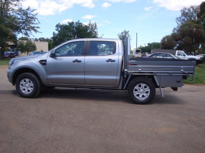 Ford – Ranger – Dual Cab
