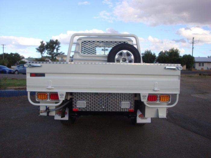 Toyota – Landcruiser – Dual Cab