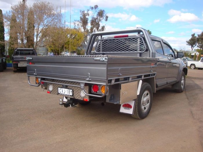 Holden – Colorado – Dual Cab
