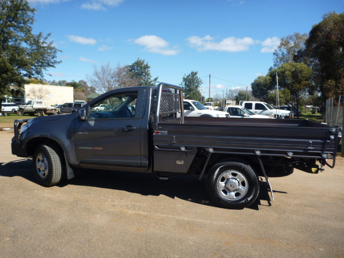 Holden – Colorado – Single Cab